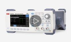 Відеоогляд одноканального генератора сигналів UNI-T UTG1010A