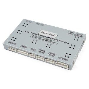 Відеоінтерфейс для Porsche Cayenne, Panamera 2010∼ р.в. з головним пристроєм PCM 3.1