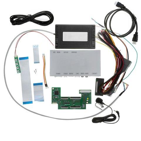Комплект для встановлення функції СarPlay в Toyota Camry з системою Fujitsuten