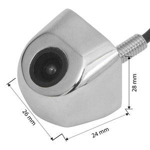 Универсальная камера CS C0007 в хромированом корпусе
