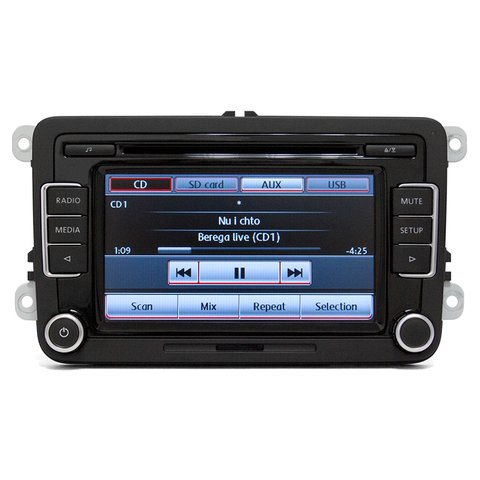 Volkswagen RCD510 Delphi Head Unit (5ND 035 190A)