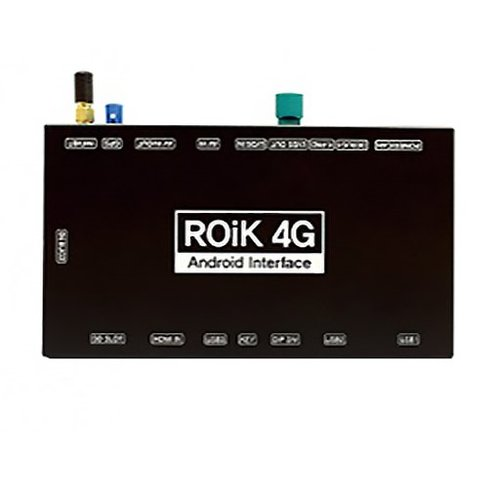 ROIK Navigation Box on Android for Audi, Bentley, Porsche, Skoda, Volkswagen OEM Monitors