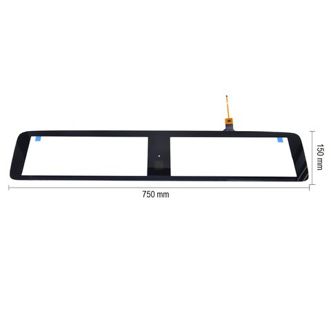 "12.1"" Capacitive Touch Screen Panel for Mercedes Benz E,S Class W213, W222"
