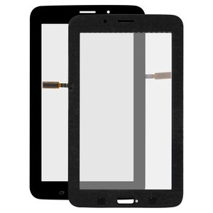 Touchscreen for Samsung T116 Galaxy Tab 3 Lite 7.0 LTE Tablet, (black)