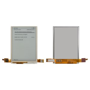 LCD for Ebook 6