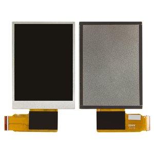 LCD for Fujifilm S3400, S4000; Pentax VS20 Digital Cameras