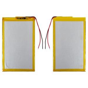 Battery, (135 mm, 82 mm, 2.8 mm, Li-ion, 3.7 V, 3200 mAh)