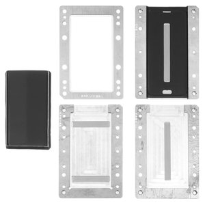 LCD Module Mould for Samsung G935F Galaxy S7 EDGE Cell Phone;YMJ 3-01 LCD Module Gluing Machine, (for OCA film gluing, for glass gluing )