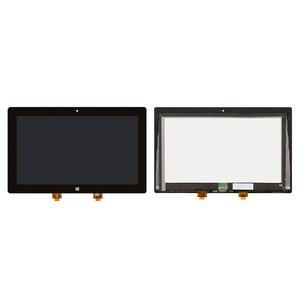 Pantalla LCD para tablet PC Microsoft Surface RT, negro, con cristal táctil