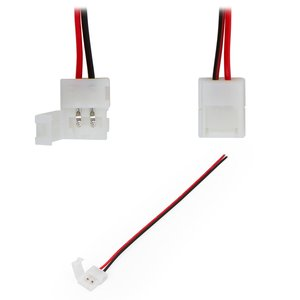 Соединительный кабель 2-контактный кабель для светодиодных лент SMD3528/2835