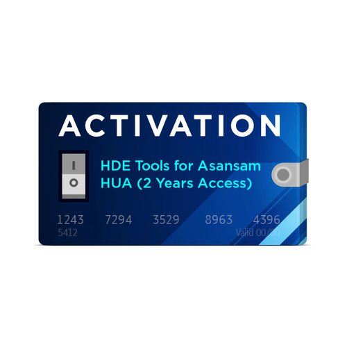 Активация HDE Tools (доступ на 2 года)