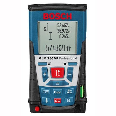 Лазерний далекомір Bosch GLM 250 VF 0 601 072 100