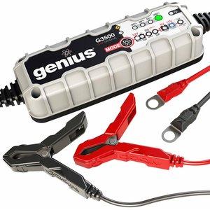 Інтелектуальний зарядний пристрій G3500EU для 6 В та 12 В акумуляторів