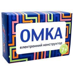 Електронний конструктор ОМКА