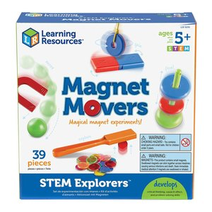 Обучающий игровой набор Learning Resources Эксперименты с магнитами