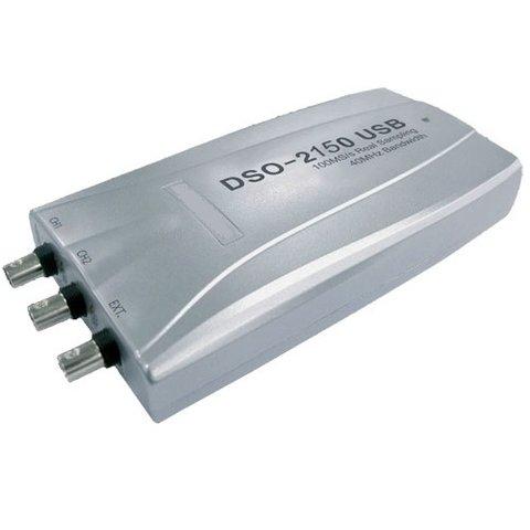PC based Digital Storage Oscilloscope Hantek DSO 2150