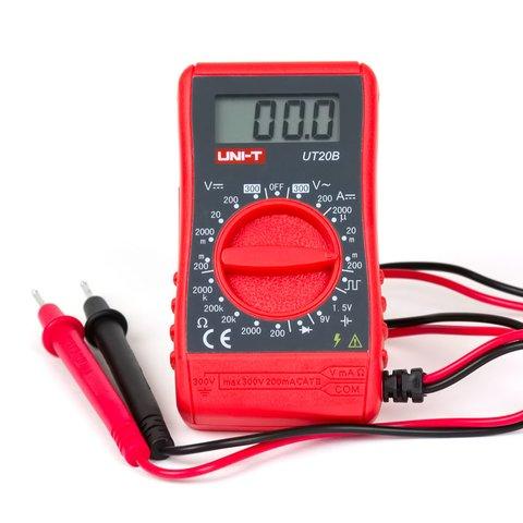 Pocket Digital Multimeter UNI T UT20B