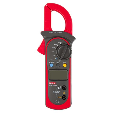 Digital Clamp Meter UNI T UT202A
