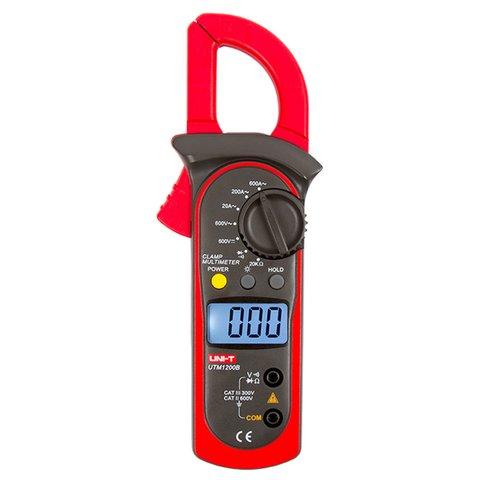 Digital Clamp Meter UNI T UT200B
