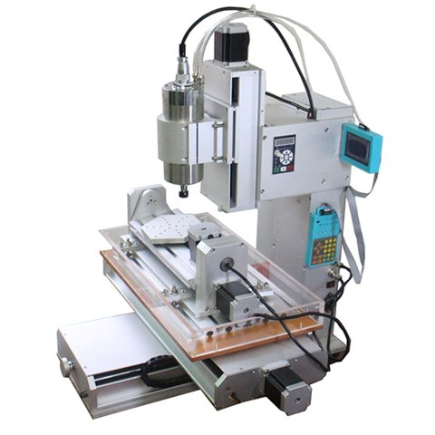 5 axis CNC Router Engraver ChinaCNCzone HY 3040 2200 W